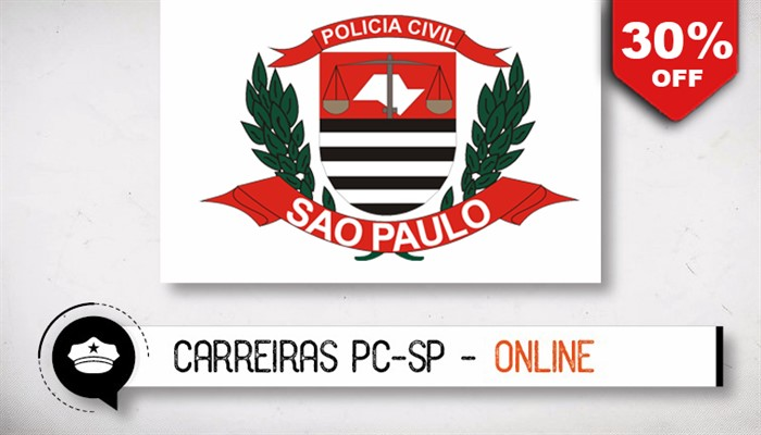 PCSP - Agente Policial Completo - Online