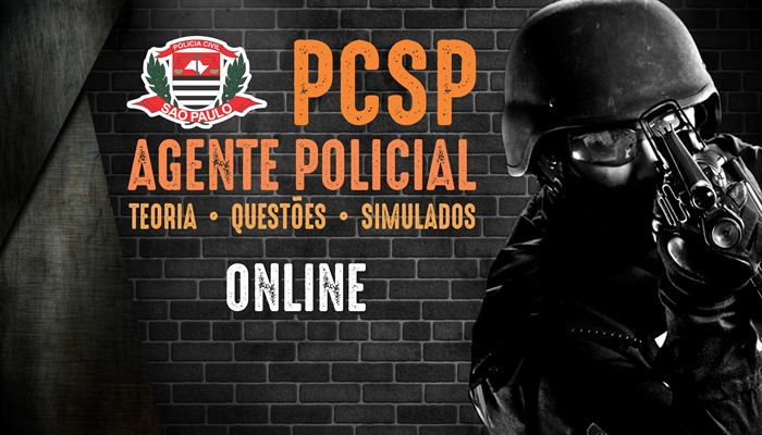 PCSP - Agente Policial - Online
